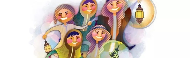eid mubarak - Inspiring Designs of Eid Al-Fitr 2012