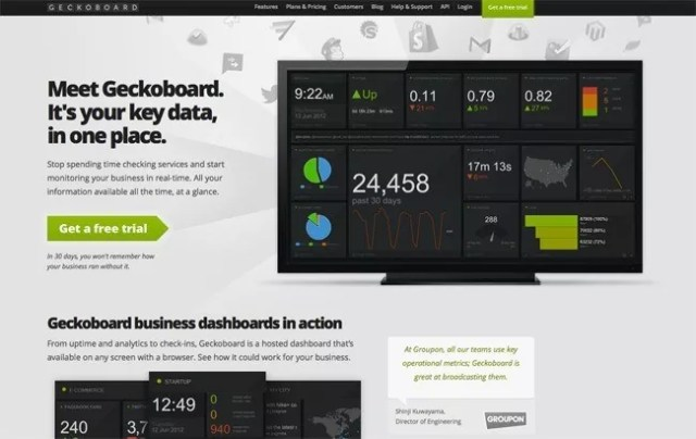 01 homepage - A Collection of Creative Homepages