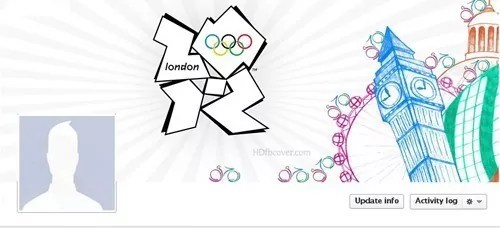 8Facebook Covers For Olympics 2012 - Olympics and Facebook Covers - Olympics 2012 Feast