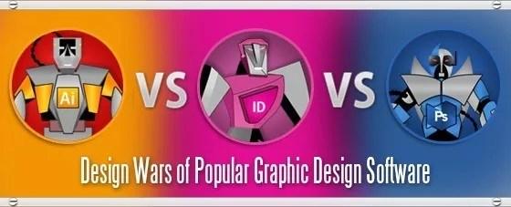 Photoshop vs. Illustrator - Epic Battle of Graphic Design Software