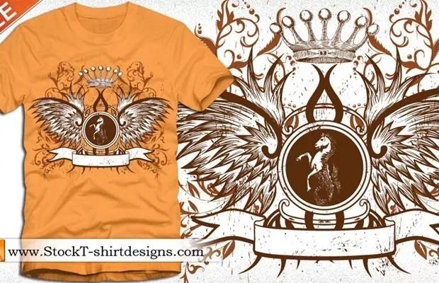 tshirt large vectorgab - Free T-Shirt Design Vector Free Download