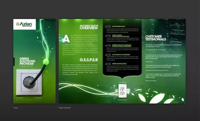 Brochure1 - Brochure Design Collection for Inspiration: 30+ Creative Examples