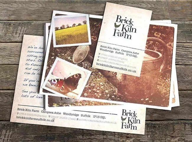 Brochure12 - Brochure Design Collection for Inspiration: 30+ Creative Examples