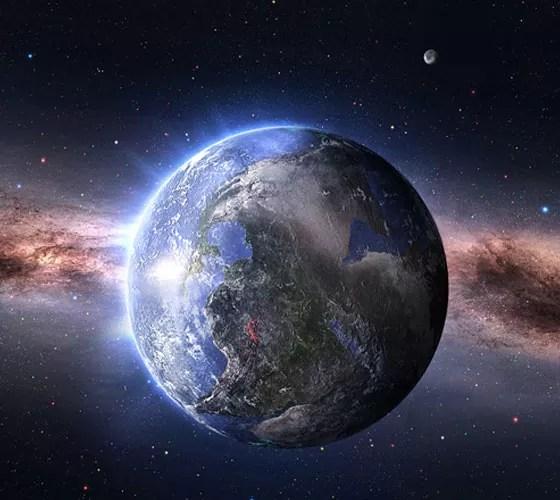 Planet Earth - 20 Beautiful & Cool iPad Wallpapers