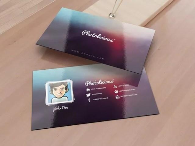 Business Card 10 - 23 Creative Business Card Designs