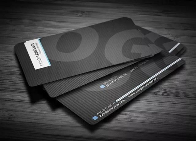 Business Card 14 - 23 Creative Business Card Designs