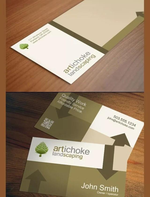 23 Creative Business Card Designs - mameara