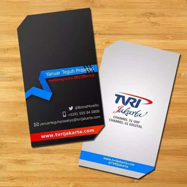 Business Card 9 - 23 Creative Business Card Designs