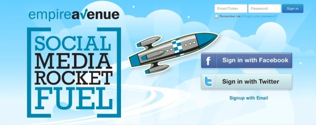 empireavenue - Tools To Measure Your Social Media Influence