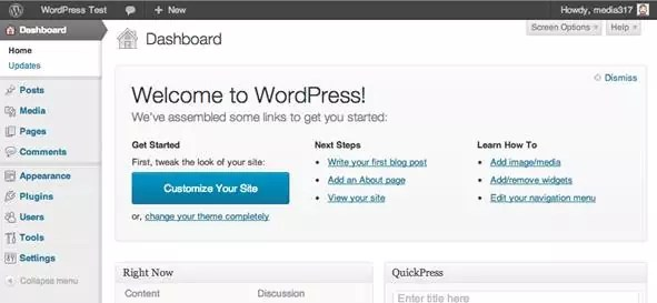 wpcmsimage002 - WordPress 3.5: The New Milestone in Content Management