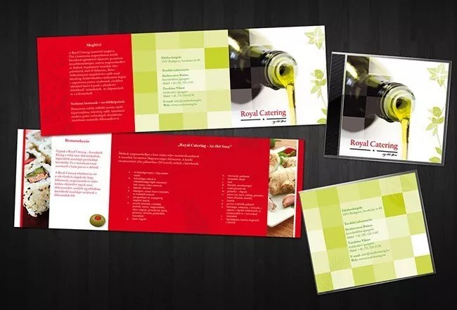 Brochure15 - Brochure Design Collection for Inspiration: 30+ Creative Examples