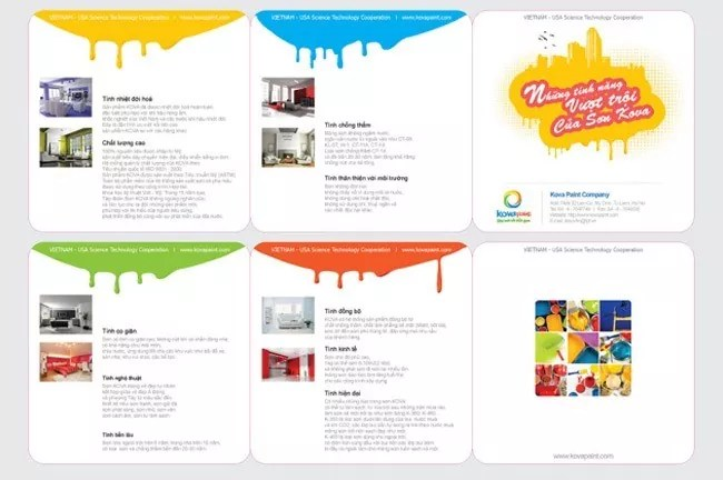 Brochure32 - Brochure Design Collection for Inspiration: 30+ Creative Examples