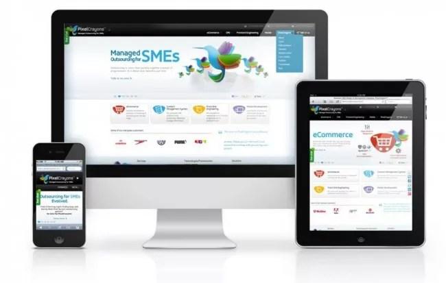 PixelCrayons e1358681064709 - 30 Stunning Examples of Responsive Website Design