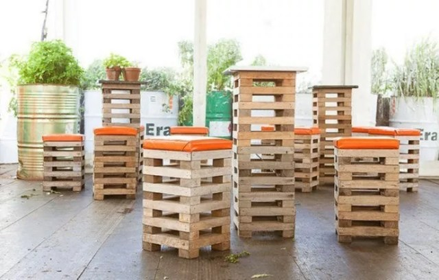 Recycled Pallet Design 16 - 45+ Decorative Ideas From Recycled Wooden Pallets