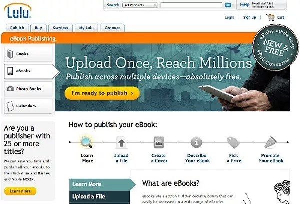 dm ebooks 7 - Best Sites to Sell Ebooks Online