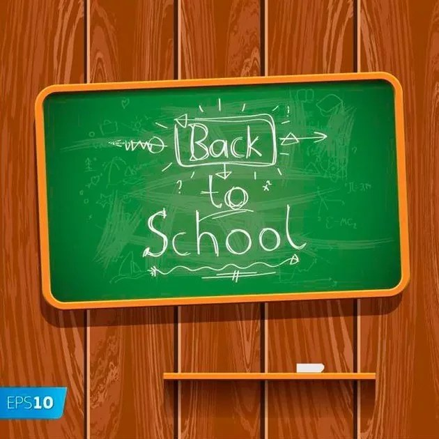 backto l - Back to School Vector