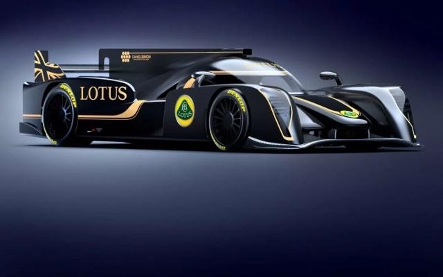 lotus lmp2 front 2013 - Daniel Simon – The automotive futurist