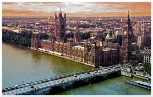 Big Ben UK Parliament London Wallpaper Vintage Wallpaper 1024x648 - 20 Free HD Cities Wallpapers