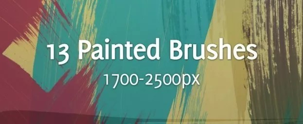 Painted Strokes Brushes   CS3 by eliburford 624x4681 e1398020651235 - 30+ Sets of Free Photoshop Paint Brushes