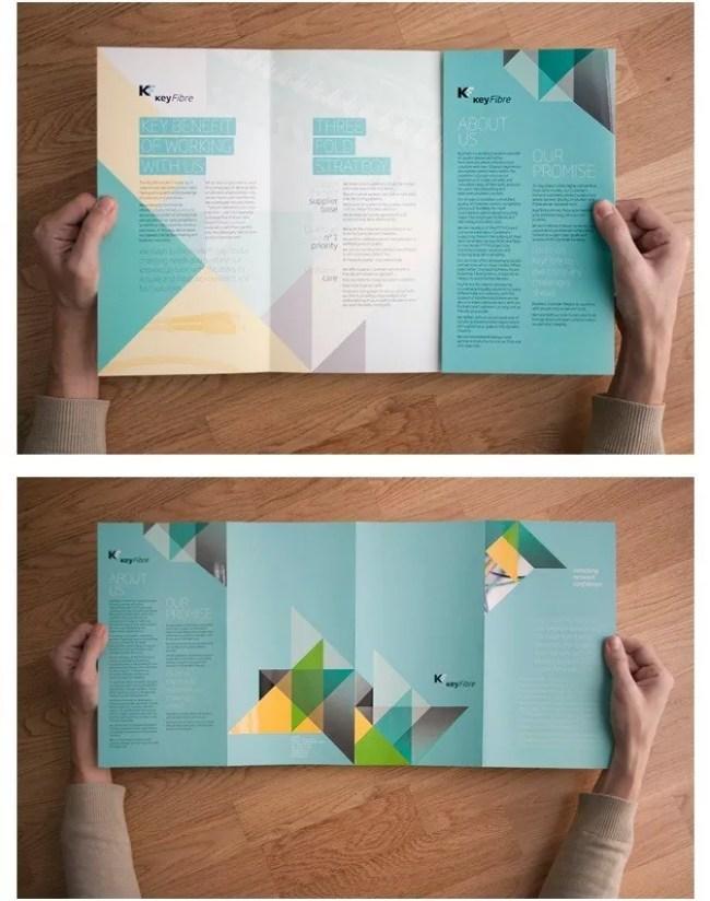 ca6c5a8198122189fb7a852042ad64631 - 25 Creative Brochure Designs For Inspiration