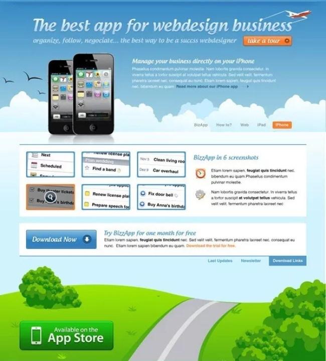 photoshop tutorials 2012 march 18c - 20 Best Web Design Photoshop Tutorials