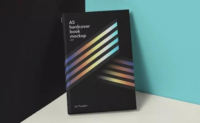 Psd Book Mockup Hardcover - Psd Book Mockup Hardcover