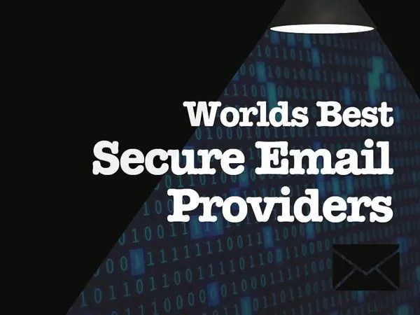 Top Secure Email Providers