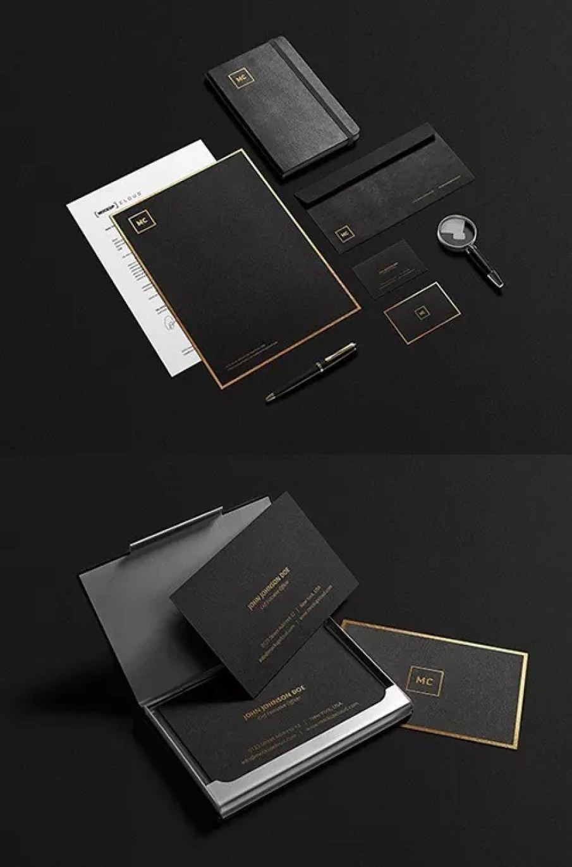 1 psd mockup - 60+ Branding, Identity & Stationery Free PSD Mockups