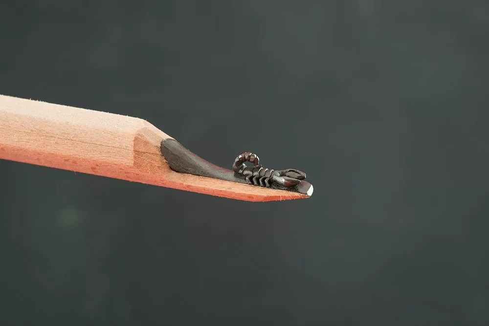 New Way of Using Pencil - Jasenko Djordjevic