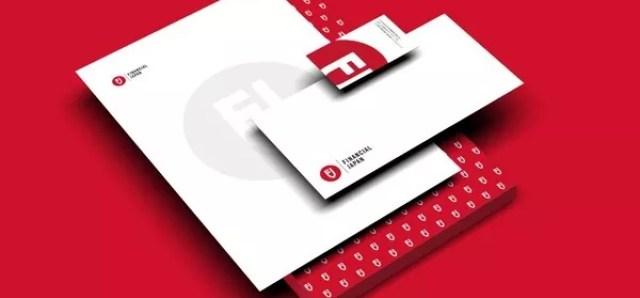 g dropbox printwand printwand team folder round 10 - 32 Beautiful Envelope Design Examples for Inspiration