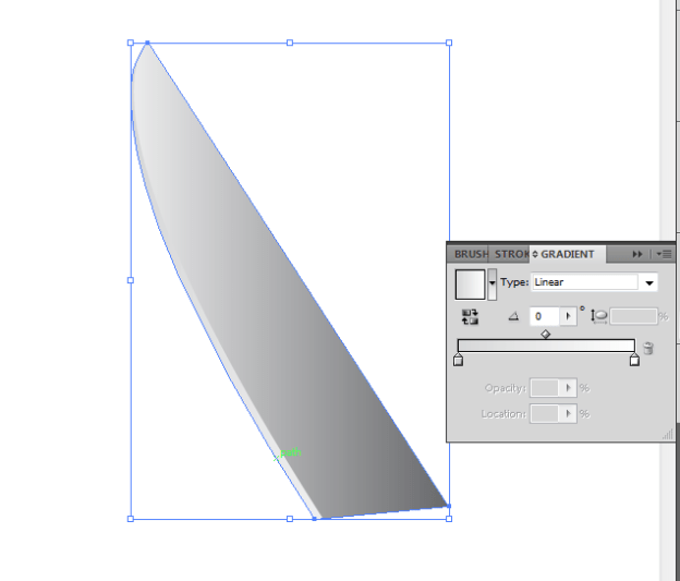 T81 04 - Creating your Very Own Knife Vector Icon in Illustrator