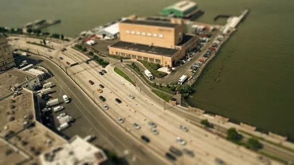 tiltshift water - 30+ Awesome Examples of Tilt-Shift Photography