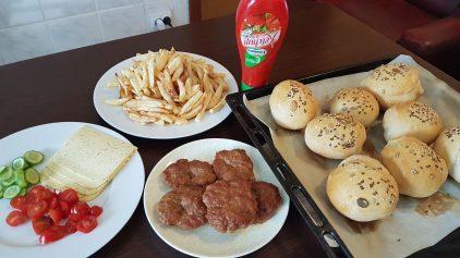 Inggrediente burgeri