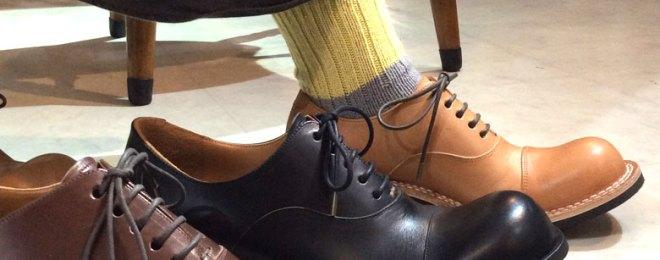 おでこ靴ヒラキヒミ。リベルタンゴ