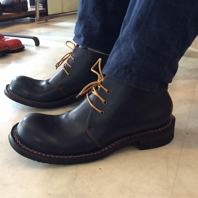 ヒラキヒミ。靴のオーダー例