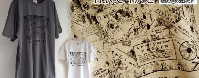 djangoatourプリントTシャツ