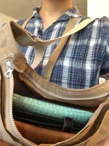 apron bag