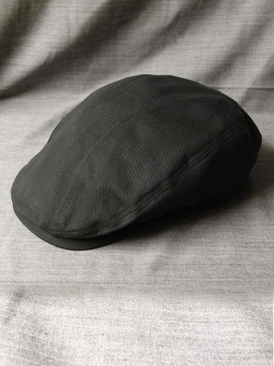 huntingwork cap industrial black