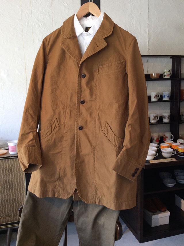 classic country coat nuts/DjangoAtour ANOTHERLINE
