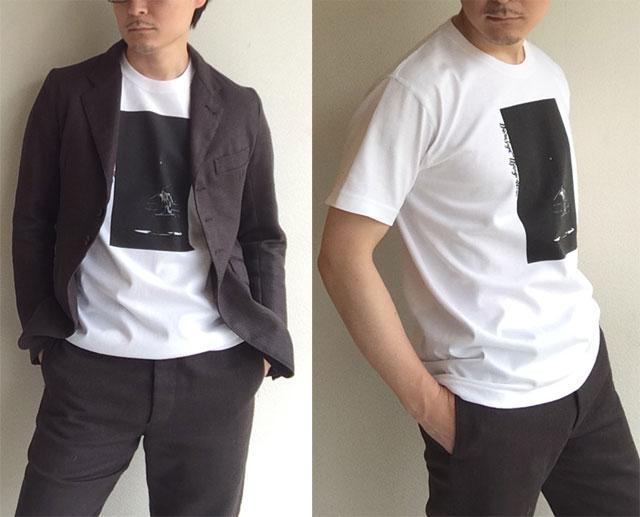 ジャンゴアトゥールプリントTシャツ