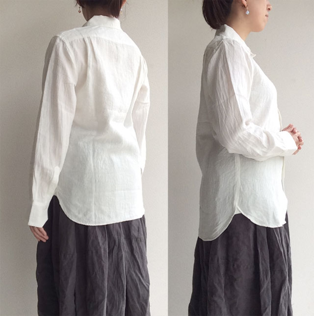 frenchlinen easy shirt DjangoAtour
