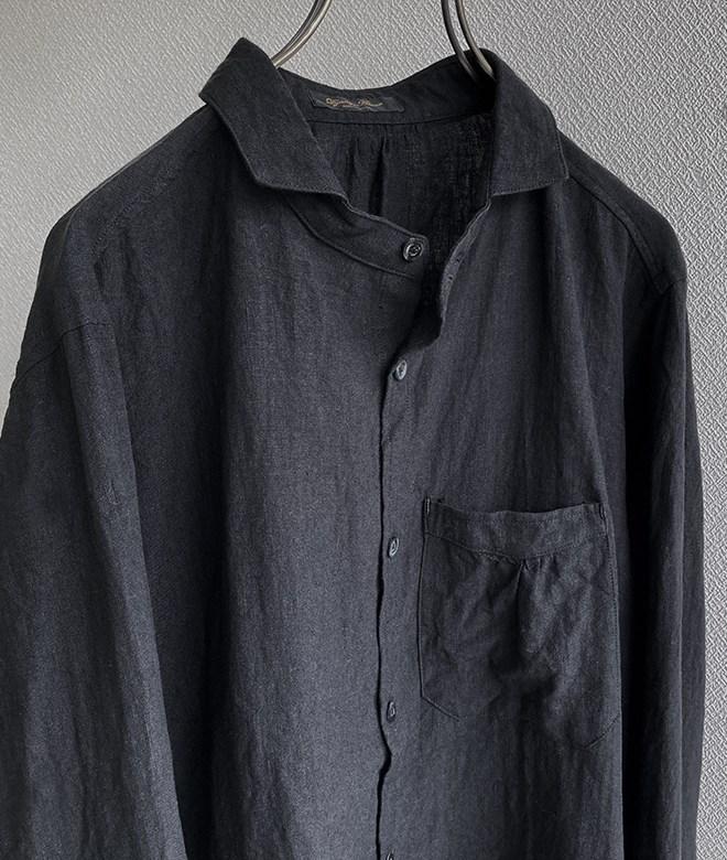 classic frenchwork premiumlinen shirt
