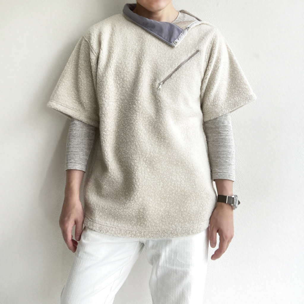 Cashmere Fleece Tee KAPTAIN SUNSHINE