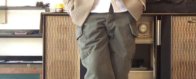 イタリアのテーラードジャケット