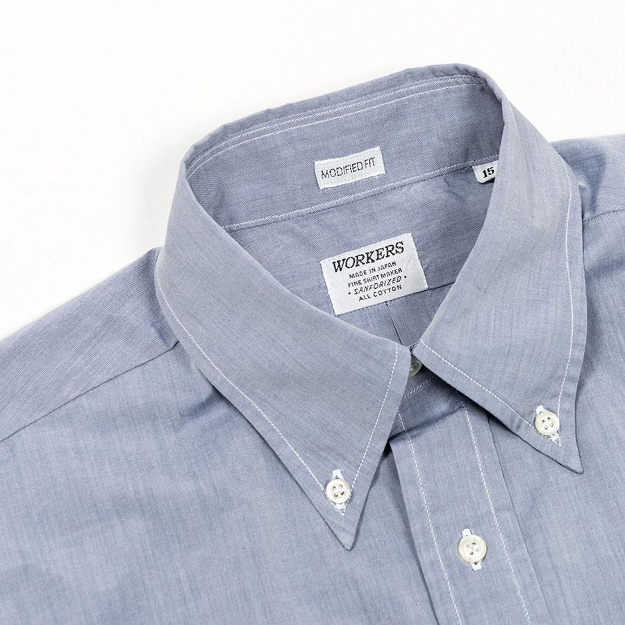 レジェンドブロードのシャツ
