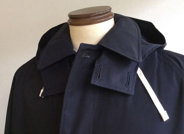workersバルカラーコート
