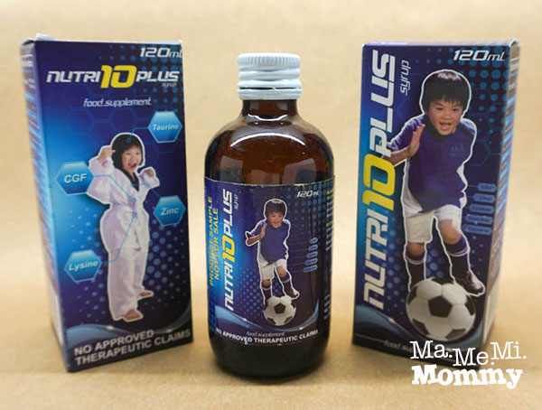 Nutri10 Plus, the Choice for Active Kids