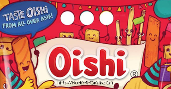Oishi World-of-O'-Wow-Bag