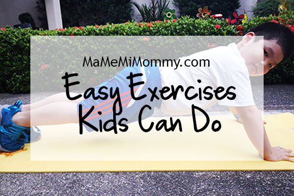 Exercises Kids Can Do
