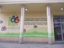 oddział onkologiczny dzieci